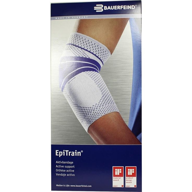 EPITRAIN Bandage Grösse 1 schwarz:   Packungsinhalt: 1 St Bandage PZN: 07552429 Hersteller: Bauerfeind AG / Orthopädie Preis: 54,79 EUR…