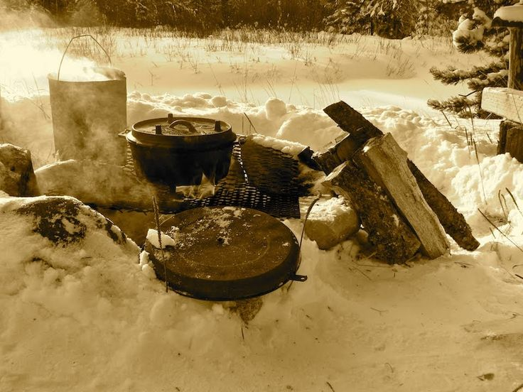 Nice Wilderness of Canada - Survival Skills and Bushcraft