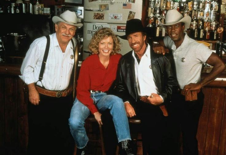 Walker, Texas Ranger (Cast)
