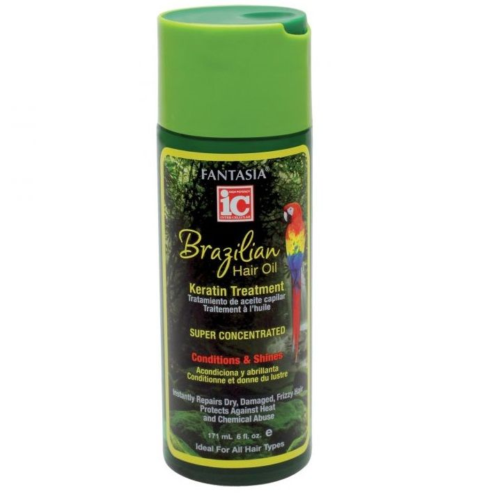 Fantasia IC Brazilian Hair Oil Keratin Treatment Serum 6 oz $7.65    Visit www.BarberSalon.com One stop shopping for Professional Barber Supplies, Salon Supplies, Hair & Wigs, Professional Product. GUARANTEE LOW PRICES!!! #barbersupply #barbersupplies #salonsupply #salonsupplies #beautysupply #beautysupplies #barber #salon #hair #wig #deals #sales #Fantasia #IC #Brazilian #HairOil #Keratin #Treatment #Serum
