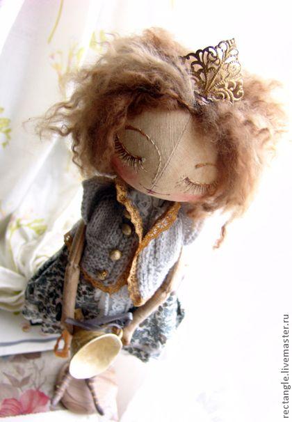 Коллекционные куклы ручной работы. Ярмарка Мастеров - ручная работа Кукла №7. Handmade.
