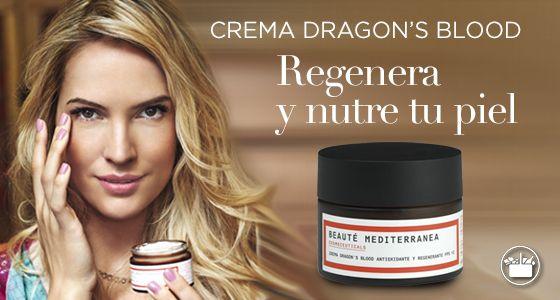Regenera y nutre tu piel con la Crema Dragon´s Blood de Mercadona, de agradable textura antioxidante y regenerante.