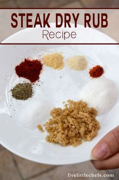 This steak dry rub bbq recipe is perfect for the summer. Grilling steak is one…