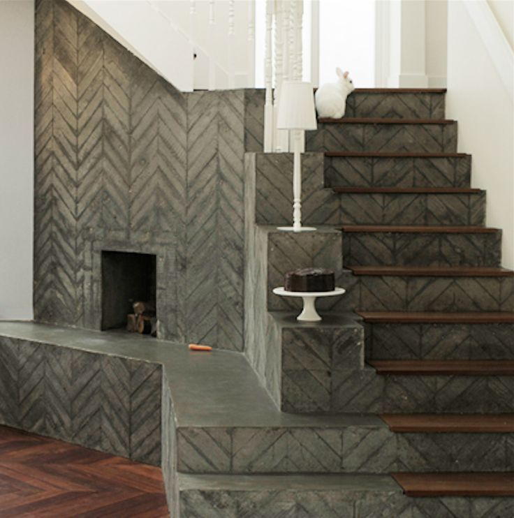 insitu concrete stair - Google Search