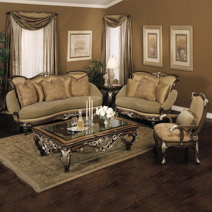 Benettis Italia Catalon Living Room Set