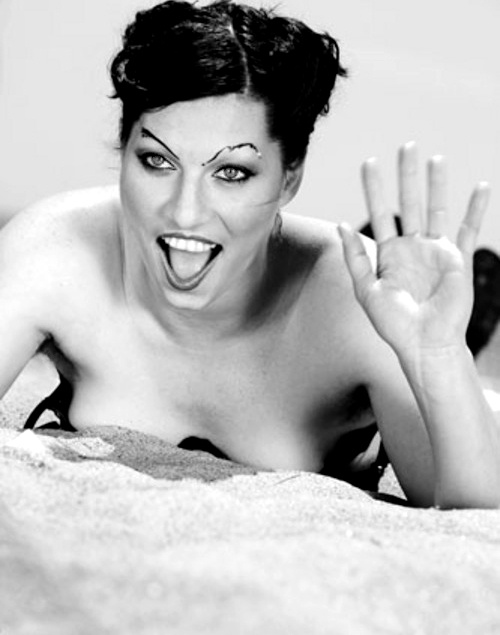 I have so much respect for her -Amanda Palmer~
