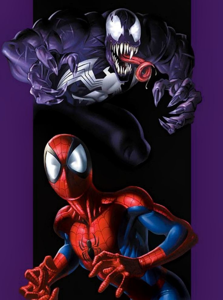Ultimate Spider-Man & Venom - Mark Bagley