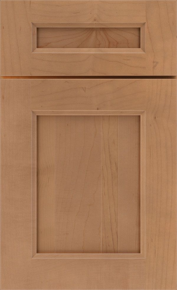 The Denton Recessed Panel Cabinet Door Is Classic