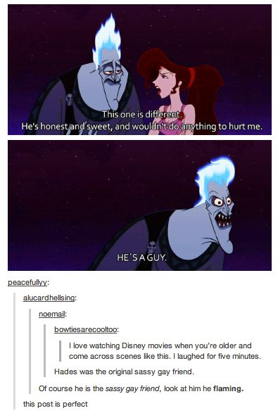 When they realised the subtly malevolent evil in Tangled. | 31 Times Tumblr Had Serious Questions About Disney