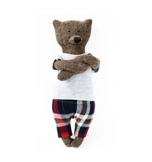 Ryan The Small Bear / Primitive Bear /Child friendly toys / Soft Bear - Best Friend for kids
