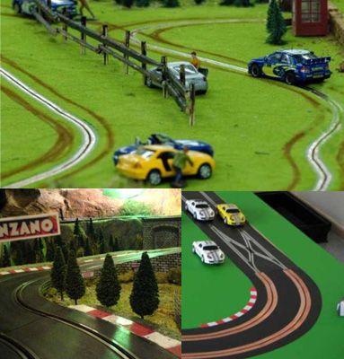 As pistas de Slot Car - Autorama ~ SlotArena.net