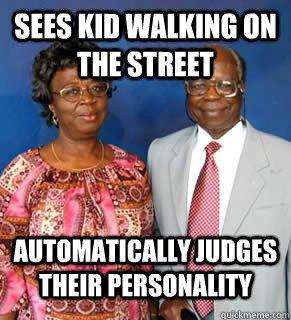 Nigerian parents be like.....