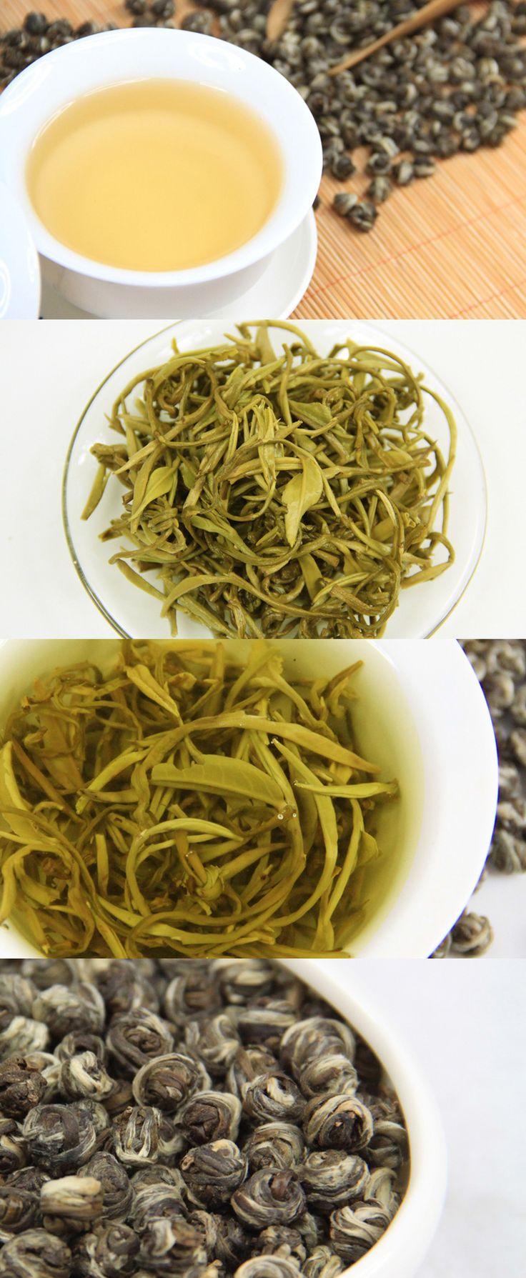 250g 2017 FRESH Organic Premium chinese jasmine green tea Jasmine Dragon Pearl Fragrance GREEN TEA jasmine pearl tea
