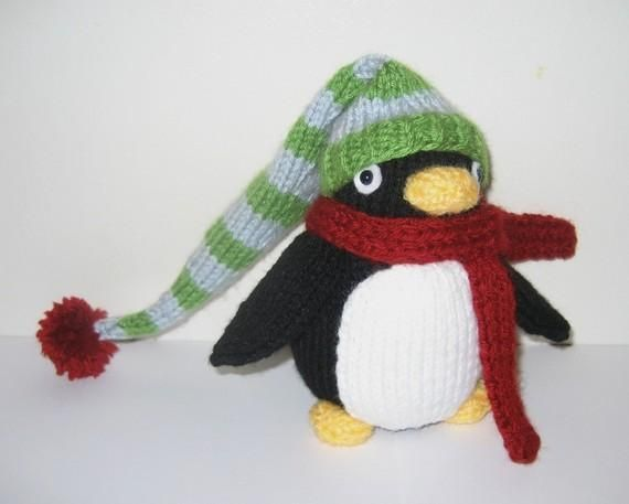 Knitting Patterns For Toy Hats : 234 best images about knit inspiration on Pinterest Free ...