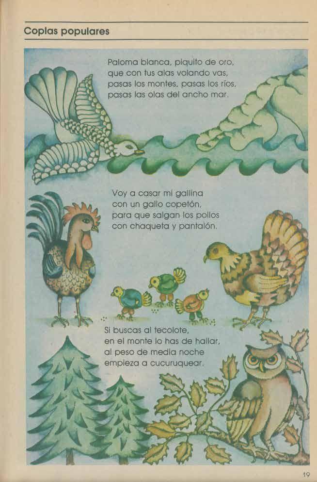 Español Lecturas Grado 3 Generación 1982 Comisión Nacional De Libros De Texto Gratuitos Canciones De Niños Libro De Texto Libros De Lectura