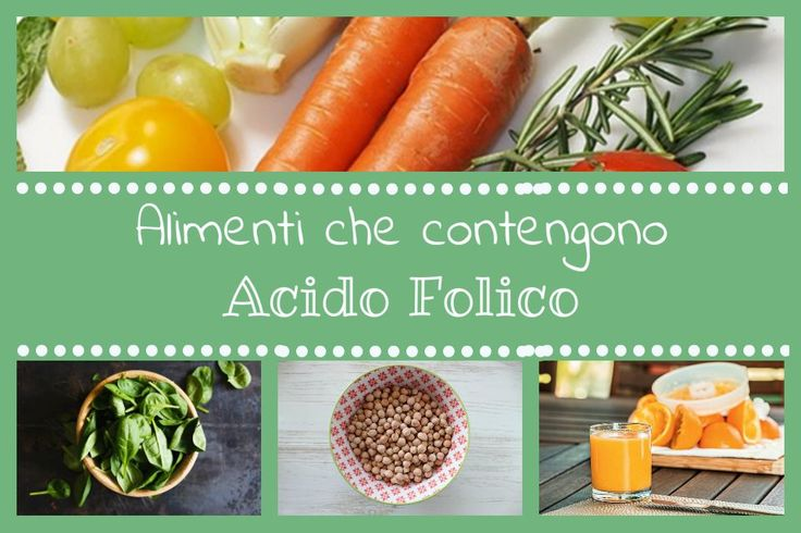 Tutto quello che è necessario sapere sugli alimenti che contengono acido folico e su come cucinarli!
