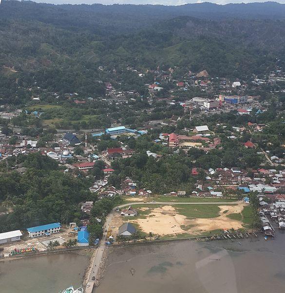 Sorong, West Papua, Indonesia