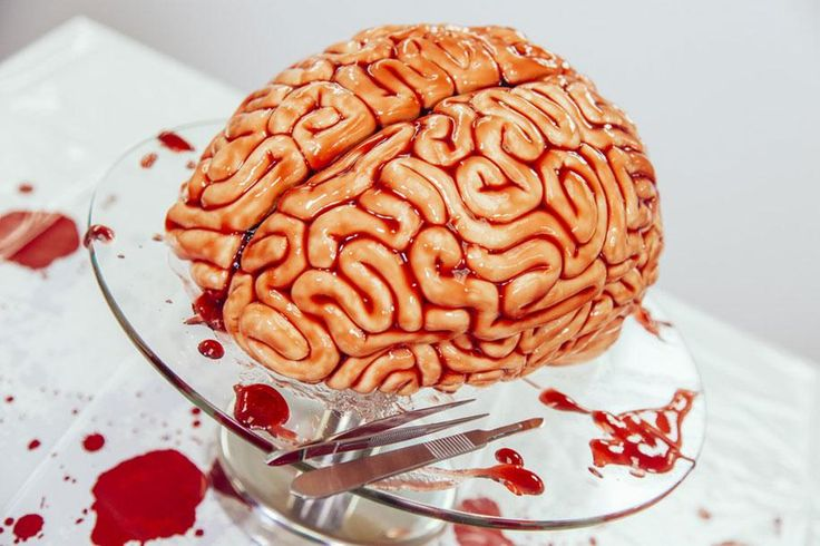 Easy Halloween recipes: How To Cake It YouTube video shows you how to make a zombie brain cake | Recipes | Lifestyle | The Independent