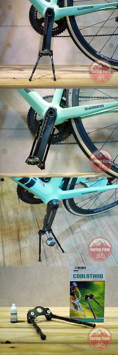 Kickstands 177837: Roadbike Kickstand Road Bike Bicycle Kick Stand Crank Stand Pedal Coolstand -> BUY IT NOW ONLY: $33 on eBay!