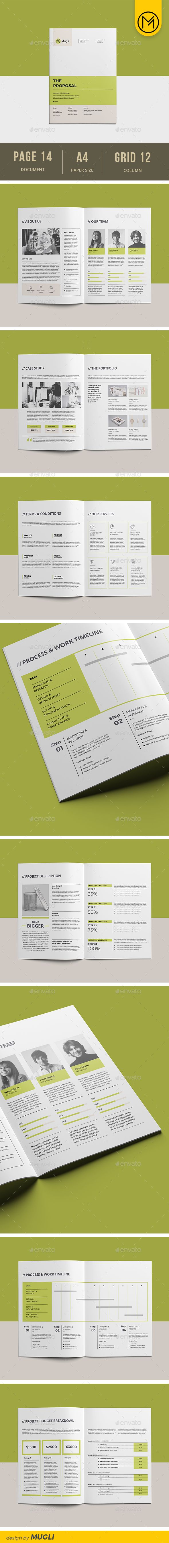 Proposal 1293 best Invoice u0026 Proposal Template