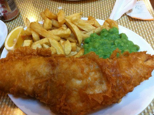 Top 10 places to eat fish and chips in London