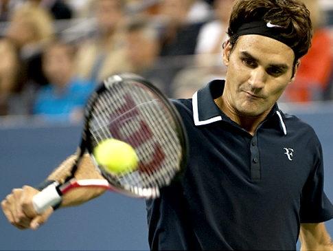 Federer and Nike