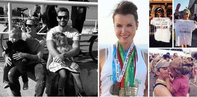 Żyję w biegu – wywiad z  Natalią Wodyńską-Stosik (TriMamą) #wywiad #Trimama #inspiracje #100club