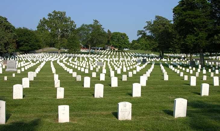 Fort Scott National Cemetery - Fort Scott, Kansas