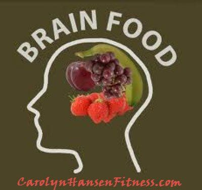Foods that Boost Brain Power What we eat affects more than just our physical appearance. What we eat also affects how well our brain is operating. Truth is, diet matters for both the body and the mind and choosing the right foods can considerably boost brain power and kick your memory into high gear. CarolynHansenFitness.com