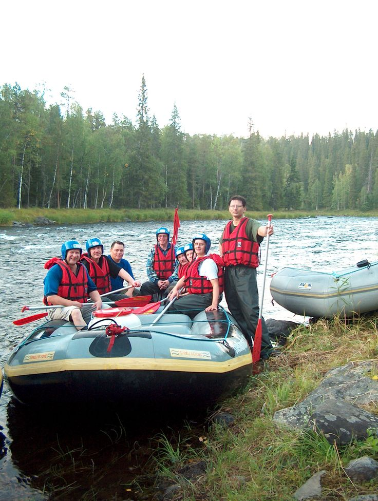 Get to enjoy nature friendly family rafting