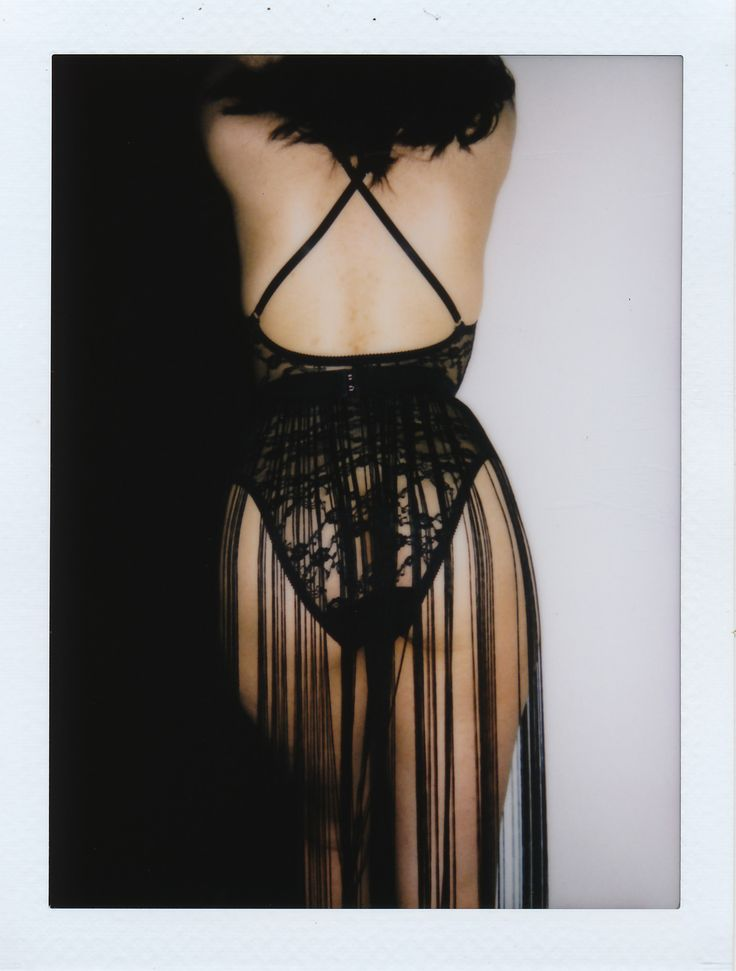 Hopeless Lingerie x Muted Fawn x Rivi Madison.