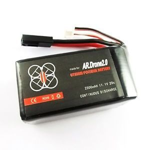 ... -Li-po-11-1V-Battery-For-Parrot-AR-Drone-2-0-1-0-Quadricopter-Upgrade ...Visit our site for the latest news on drones with cameras