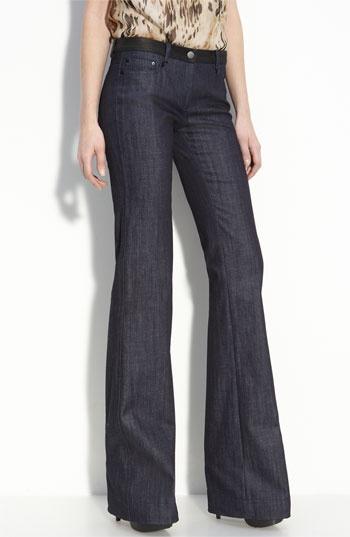 Great trouser jeans, nu nog zo'n stel eindeloze benen zien te vinden