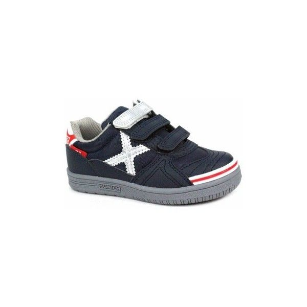 Munich Fashion G-3 VELCRO Shoes (Trainers) (1.415 ARS) ❤ liked on Polyvore featuring men's fashion, men's shoes, men's sneakers, blue, football boots, men, shoes, mens velcro strap sneakers, mens velcro shoes and mens shoes