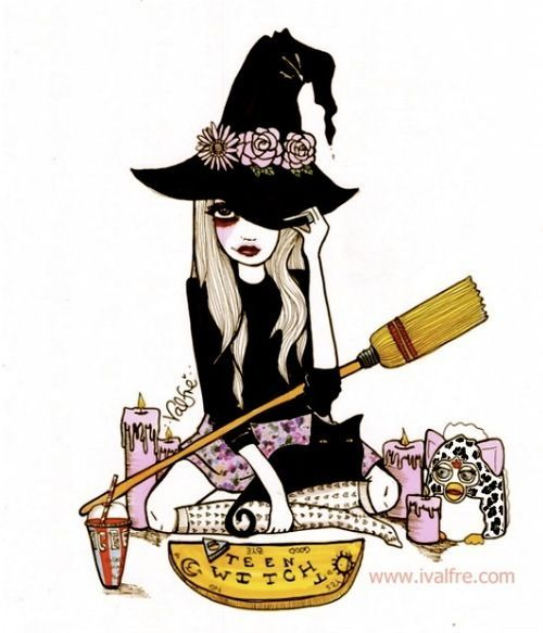 witch drawing tumblr - Google Search