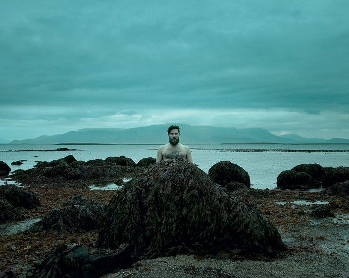 Very hidden people. Iceland