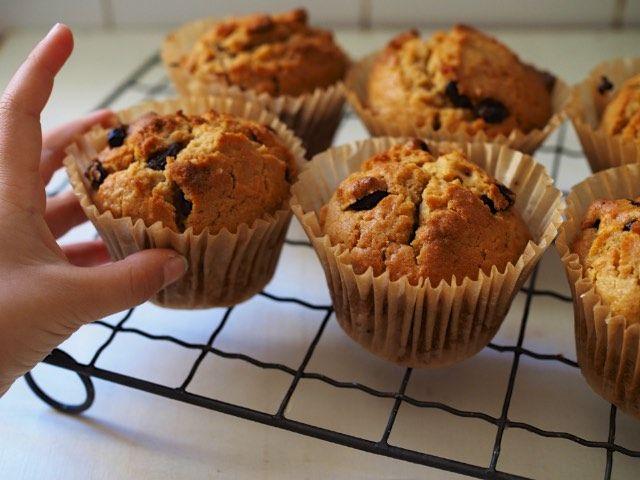 Porridge muffins - Left-Over Porridge Bread + other Porridge Ideas