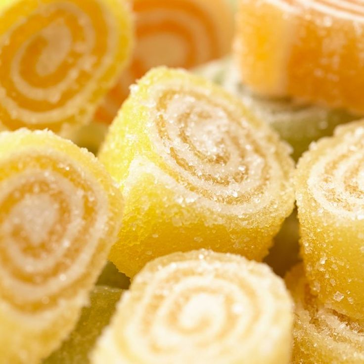 Lemon jello candies are easy to make with just 3 inexpensive ingredients. Sure they are not the healthiest of all the treats, but the key to life is everything in moderation and not to fill guilty when you indulge in a childhood treat from time to time.. Lemon Jello Candies Recipe from Grandmothers Kitchen.