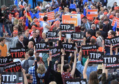 Ny handelsavtale: Miljølover kan bli satt til side