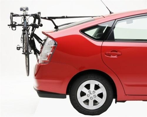 Hollywood Racks Trunk Mount Bike Rack (2004-2011 Toyota Prius Hybrid) 2 Bike
