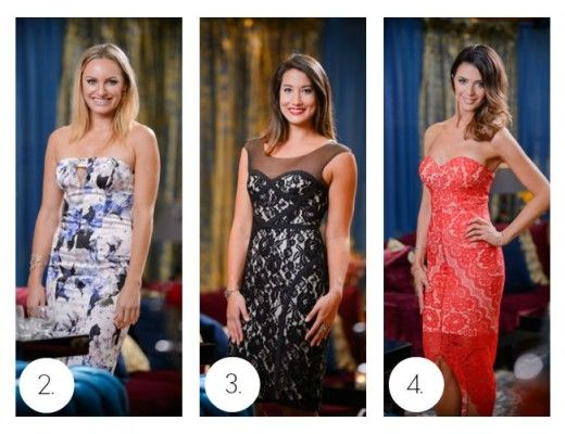 The Bachelor Best Dressed Week 5 by Forty Up
