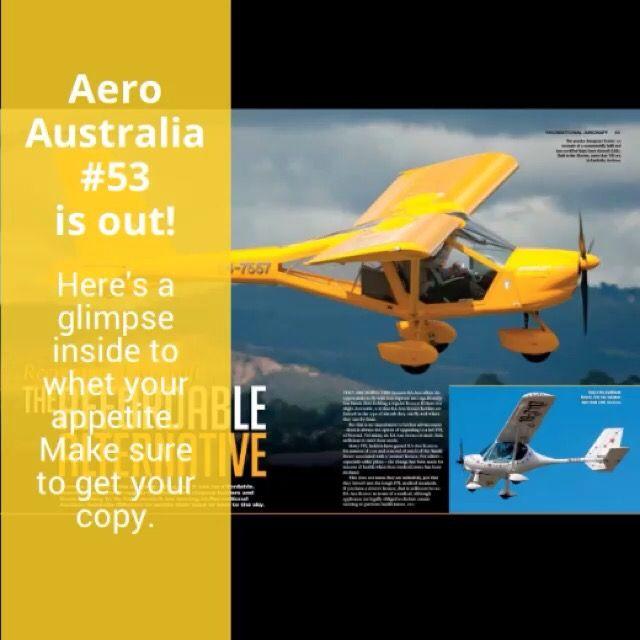 Aero Australia #53 on sale tomorrow! Get your copy early. #RAAF #Kittyhawk #B737MAX #Caravan #RecreationalAviation #WarbirdsDirectory #KC-30A #77SqnWWII #models #avgeek