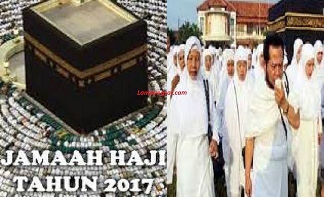 Info Haji 2017 : Kuota Calhaj Kabupaten Tanggamu Bertambah 111