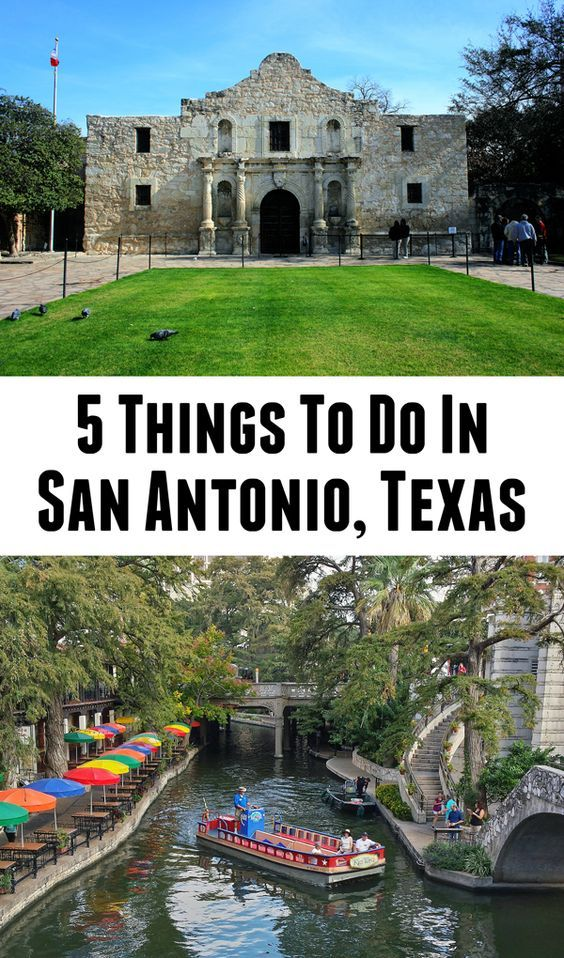 Things to do in San Antonio, Texas. Click for more info or pin for later!