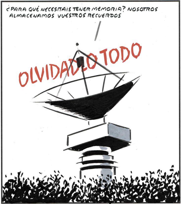 Viñeta: El Roto - 2014-11-01 | Opinión | EL PAÍS