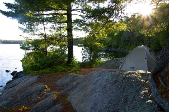 Stunning Views from a Canoe Trip in Algonquin Park, Ontario   Hike Bike Travel