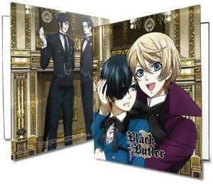 Black Butler Binder: Ciel and Alois