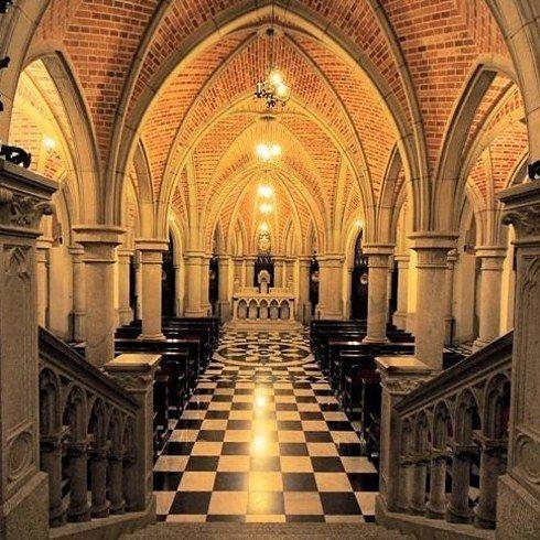 Cripta da Catedral da Sé | 30 lugares deslumbrantes em São Paulo que vão fazer você se sentir um turista