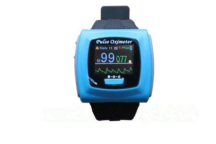 wrist oximeter