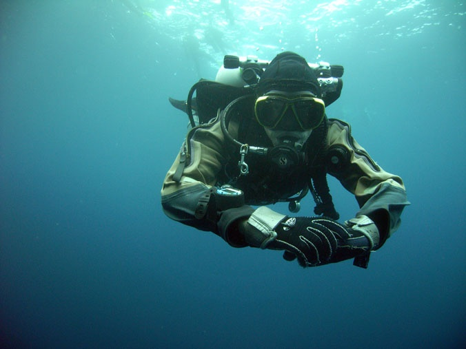 Deep Diving | deep diving | Big Blue Technical Diving News and Events